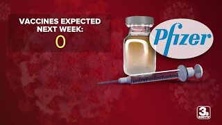 Gov. Ricketts: Neb. getting fewer doses of vaccine than originally expected