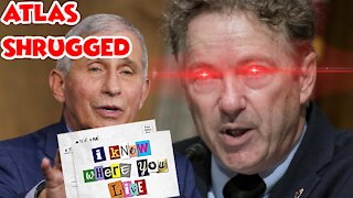 After Killing Fauci's Credibility Rand Paul Gets White Powder Death Threat