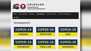 Another 104K Coloradans filed for unemployment last week; federal benefit system expected soon
