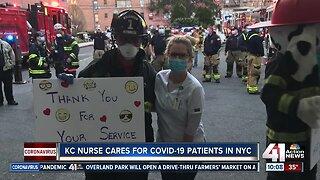 KC nurse details COVID-19 battle in New York