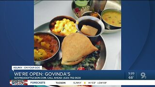 Kappy's Restaurant selling takeout meals