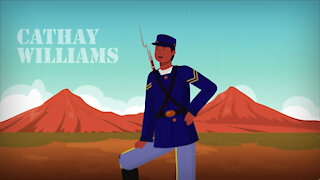 First African-American Female Soldier