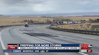 CHP prepping for more storms along Grapevine