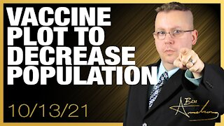 Did Jesse Ventura Expose A Vaccine Plot To Decrease The Population in 2009?