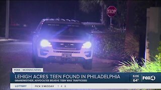 Lehigh Acres teen found after being missing