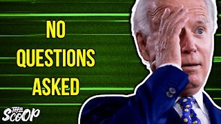 Why Is Joe Biden Being Prevented From Answering Questions From Media?