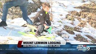 Developer announces plans for all-season lodge on Mt. Lemmon