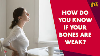 Top 3 Warning Signs Your Bones Are Weaker Than You Think