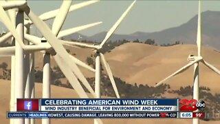 American Wind Week celebrates advancements in wind energy