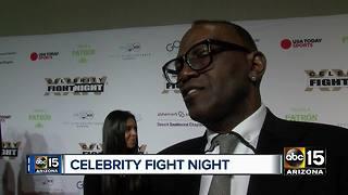 Celebrity fight night event held in Phoenix