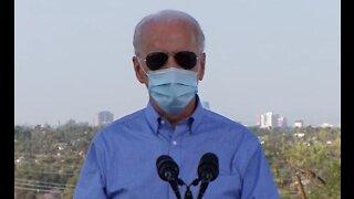 Former Vice President Joe Biden attends Vegas events