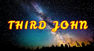 Word of God – Third John – Book 64 – NIV