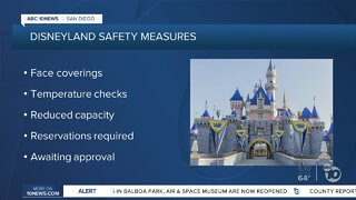 Disneyland unveils new safety measures ahead of reopening