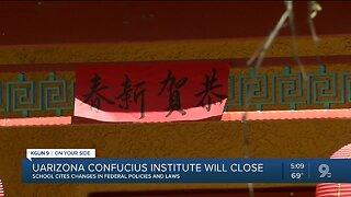 Confucius Institute Closes