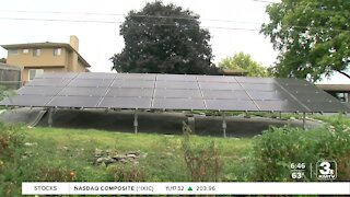 Solar energy is better for the environment and your pockets