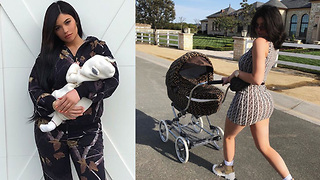 Kylie Jenner SCARED Baby Stormi Will Be KIDNAPPED!