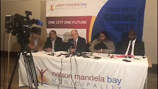 Nelson Mandela Bay council meeting collapses again (tya)