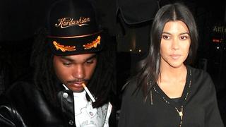 Luka Sabbat Breaks Silence On Kourtney Kardashian Relationship