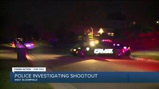 3 shot, 1 dead in shootout in West Bloomfield Township