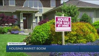 Rebound Detroit: Housing Market Boom