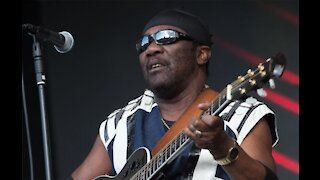 Reggae pioneer Toots Hibbert dies aged 77