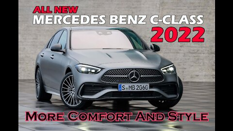 ALL NEW 2022 MERCEDES BENZ C CLASS ▀▄▀▄▀▄ First Full View W206 C-Class AMG Line ▄▀▄▀▄▀