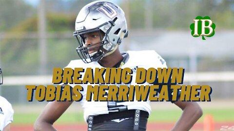 Notre Dame Recruiting: Breaking Down Tobias Merriweather