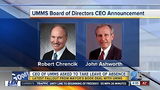 President, CEO of UMMS asked to take temporary leave after Pugh book controversy