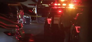 Police: Deadly shooting at apartment complex near Spring Mountain, Valley View