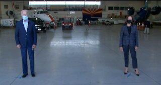 Joe Biden to visit Las Vegas on Friday