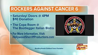 ROCKERS AGAINST CANCER