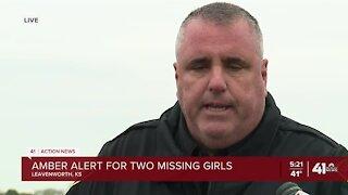 Leavenworth County Sheriff Amber Alert Update