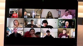 Journalism students discuss coverage of coronavirus in Nebraska