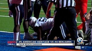 American Heritage vs Benjamin