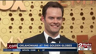 Oklahomans at the Golden Globes