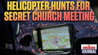 Canadian Police Use Helicopter To Hunt Down Secret Church, Arrest Pastor