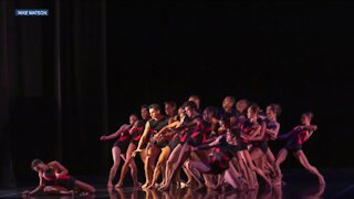 Cleo Parker Robinson Dance performing in-person & online