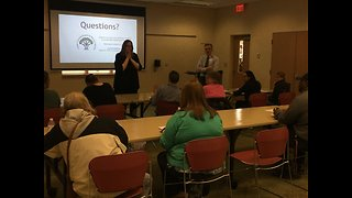 Big Brothers Big Sisters in Cleveland get suicide prevention training
