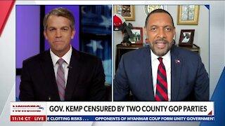 Vernon Jones: Brian Kemp Failed Georgia