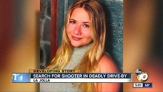 Search for shooter in deadly drive-by