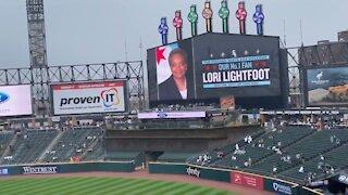 Illinois Gov Pritzker & Chicago Mayor Lightfoot Booed