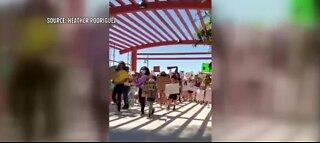 Kids against racism rally in Las Vegas