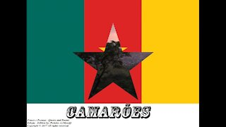 Bandeiras e fotos dos países do mundo: Camarões [Frases e Poemas]