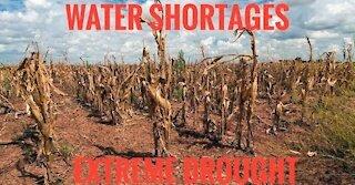 Water Shortage: A Global Crisis
