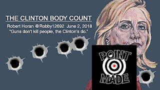CLINTON LIFE INSURANCE POLICY-THE CLINTON BODY COUNT,CLINTON FOUNDATION & EPSTEIN DIDNT KILL HIMSELF