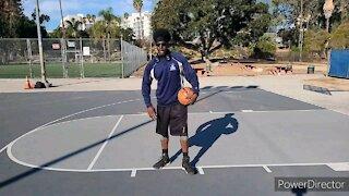 Basketball reverse pivot