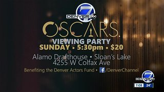 Denver7 and Alamo Drafthouse hosting Oscars viewing party Sunday night