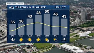 Another sunny and mild day, then a weekend mess