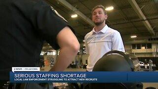 Serious Staffing Shortage
