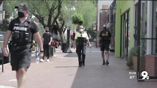 Tucson Police start mask enforcement operation